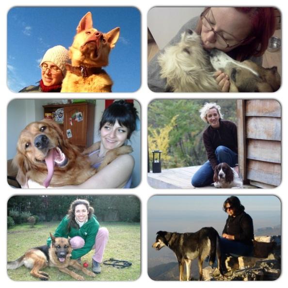 Köpekler ve insanları ekibi